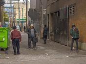 Back alley lives