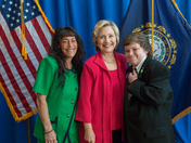 Local Residents of Hampton selected to meet Hillary Clinton