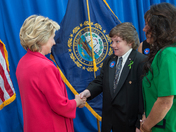 Local Hampton Resident Dylan Swain selected to meet Hillary Clinton