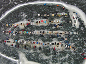 4c. Ice fishing culture: a bird's eye view