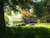local fire