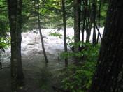 Ossipee Mtn. Lovell River