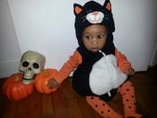 First Halloween!