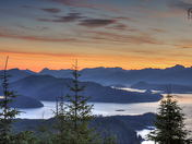 """""""Haida Gwaii Sunset"""""""