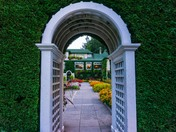 Entrance to Italian Gardens
