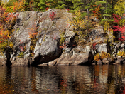 Autumn On The Black River