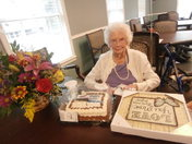 Celebrating a Centenarian Plus One