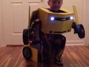 Transforming Bumblebee Transformer