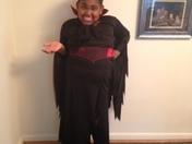 Danielle Allen is ready for Halloween!
