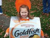 Our Yummy Goldfish Cracker