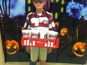 Brady aka Larry Culpepper Dr. Pepper Guy
