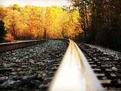 The Rails of Autumn