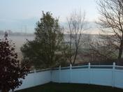 """Fog Bank at Dawn"""