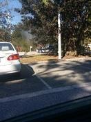 Car Fire Pine Jog Elementary