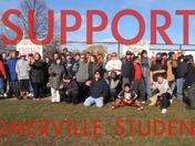 Somerville Public Schools Tree Lot Fundraiser LOVES WCVB!