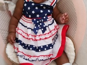 Happy Veterans Day from Aaliyah Brooklyn