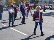 Veterans Day Parade 2015 - Folsom, CA