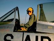 Capt. Larry Barr 1957-67 Airforce