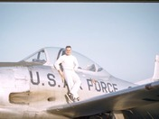 Capt Larry Barr 1958 Airforce