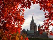 Ottawa in Fall