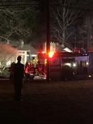 Center oak fire