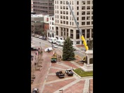 Monument Square Christmas Tree Delivery