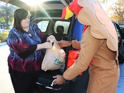 CA DMV Donates Turkeys to Help Feed the Hungry