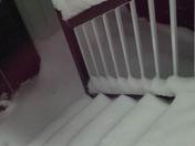 Snow pics from Algona, Iowa