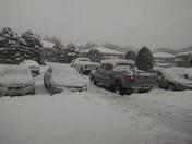 Snow in Elkhorn