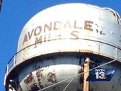 Avondale Mills demolition