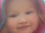 My beautiful granddaughter