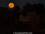 Thanksgiving Full Moon