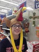 Goofy gobbler- savannah