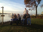 Thanksgiving pic from 3 generations in Essex