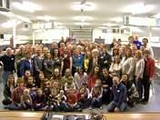 Boone Iowa Howard family Thanksgiving 2015
