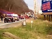 Video of Kennywood Blvd. Car over hillside