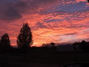 Sunrise on a Novemeber morning