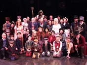 Wake Up Call from the cast of NSMT's A CHRISTMAS CAROL
