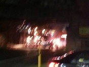 West mifflin car fire dec 2