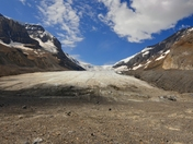 The Vanishing Icefield