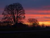 Chambersburg Sunrise