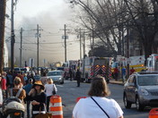Annapolis fire picture 12 12 15