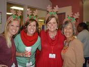 ScanSource visits Dunbar Child Development Center for Night at the North Pole