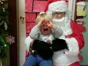 Not a fan of Santa