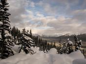 Saddle Mountain Pass