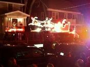 Winthrop Santa Parade