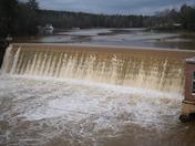 Saluda Lake Dam