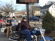 Christmas Day Motorcycle Ride