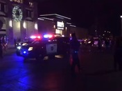 Police presence at Sherwood Mall