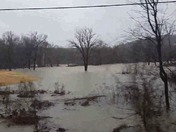 Bella Vista Golf courses and Lake Anne spillway..